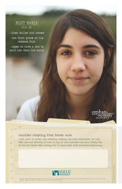 Poster Meet Maria
